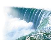 Les  vitesses de l'érosion mesurées à des endroits comme les Chutes du Niagara sont en accord avec une période de plusieurs milliers d'années écoulées depuis le déluge de Noé.